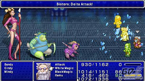 Final Fantasy IV: The Complete Collection (PSP) Review Screenshots