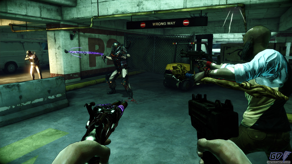 game news the darkness ii set for online co op mode vendettas