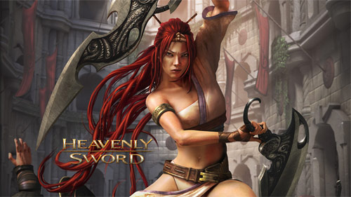 5 Unforgettable PlayStation Exclusives: Heavenly Sword
