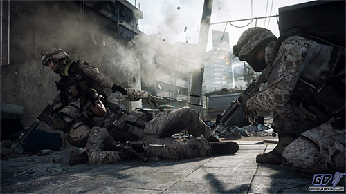 Battlefield 3 (PC, PS3, Xbox 360) Preview Screenshot