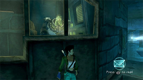 Beyond Good & Evil (PC, PS2, Xbox, GameCube, Xbox 360, PS3)