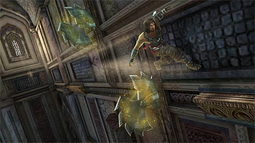 Prince of Persia: The Forgotten Sands (PS3, Wii, Xbox 360)