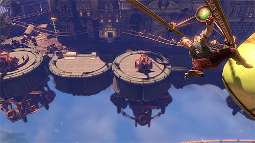 BioShock Infinite (PC, PS3, Xbox 360) Preview Screenshot