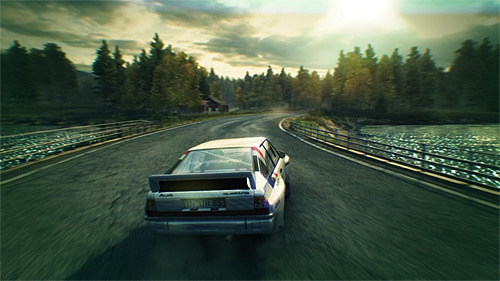 DiRT 3 (PC, PS3, Xbox 360) Preview Screenshots