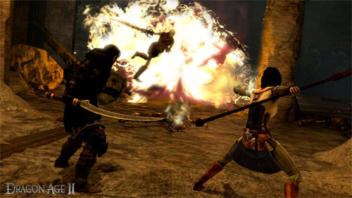 Dragon Age II (PC, PS3, Xbox 360) Review Screenshot