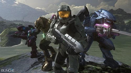 Halo 4 (Xbox 360) Wishlist Screenshots - Co-Op