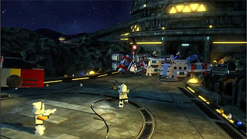 LEGO Star Wars III: The Clone Wars (PC) Review | GameDynamo