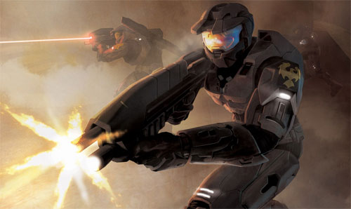 Video Games that Should Be Movies: Halo (Microsoft Xbox 360)