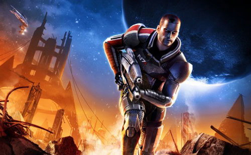 Video Games that Should Be Movies: Mass Effect (PC, PS3, Microsoft Xbox 360)