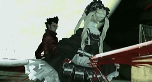 No More Heroes 2 (Wii): Margaret Moonlight
