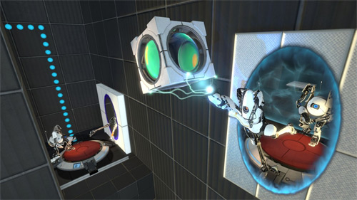 Portal 2 (PC, PS3, Xbox 360) Review Screenshot
