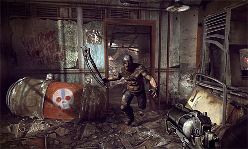 Rage (PC, PS3, Xbox 360) Preview Screenshots