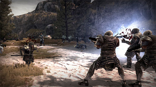 The Lord of the Rings: War in the North (PC, PS3, Xbox 360) Preview Screenshot