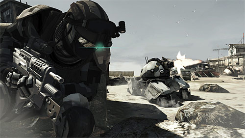 Tom Clancy's Ghost Recon: Future Soldier (PC, PS3, Wii, Xbox 360) Preview Screenshots