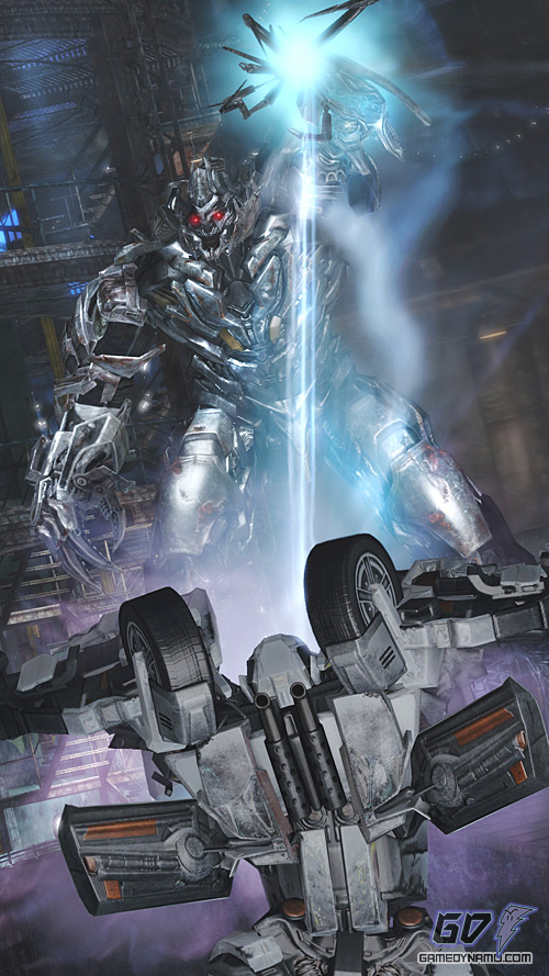 transformers dark of the moon megatron face. Dark of the Moon Megatron