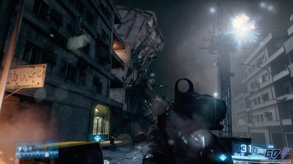 Battlefield 3 (PC, PS3, Xbox 360) Review Screenshots