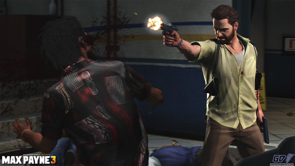 Max Payne 3 high resolution PC screenshots (Rockstar Games)
