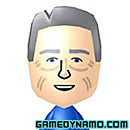 Nintendo 3DS Mii QR Codes - Bill Clinton