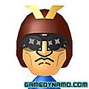 Nintendo 3DS Mii QR Codes - Captain Falcon (F-Zero)
