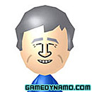 Nintendo 3DS Mii QR Codes - George Bush