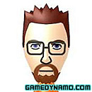 Nintendo 3DS Mii QR Codes - Gordon Freeman (Half Life)