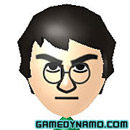 Nintendo 3DS Mii QR Codes - Harry Potter