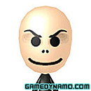 Nintendo 3DS Mii QR Codes - Jack Skellington