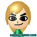 Nintendo 3DS Mii QR Codes - Link (The Legend of Zelda)