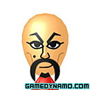 Nintendo 3DS Mii QR Codes - Ming (Flash Gordon)