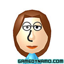 Nintendo 3DS Mii QR Codes - Lois Griffin (Family Guy)