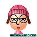 Nintendo 3DS Mii QR Codes - Meg Griffin (Family Guy)