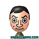 Nintendo 3DS Mii QR Codes - Mr. Bean