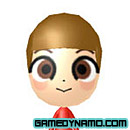 Nintendo 3DS Mii QR Codes - Blossom (Powerpuff Girls)