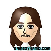 Nintendo 3DS Mii QR Codes - George Harrison (The Beatles)