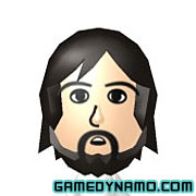 Nintendo 3DS Mii QR Codes - Paul McCartney (The Beatles)
