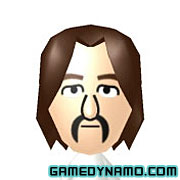 Nintendo 3DS Mii QR Codes - Ringo Star (The Beatles)