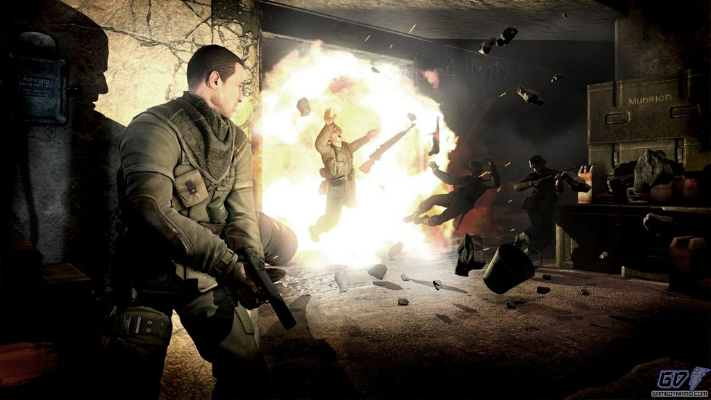Sniper Elite V2(PC, PS3, Xbox 360) Review Screenshots