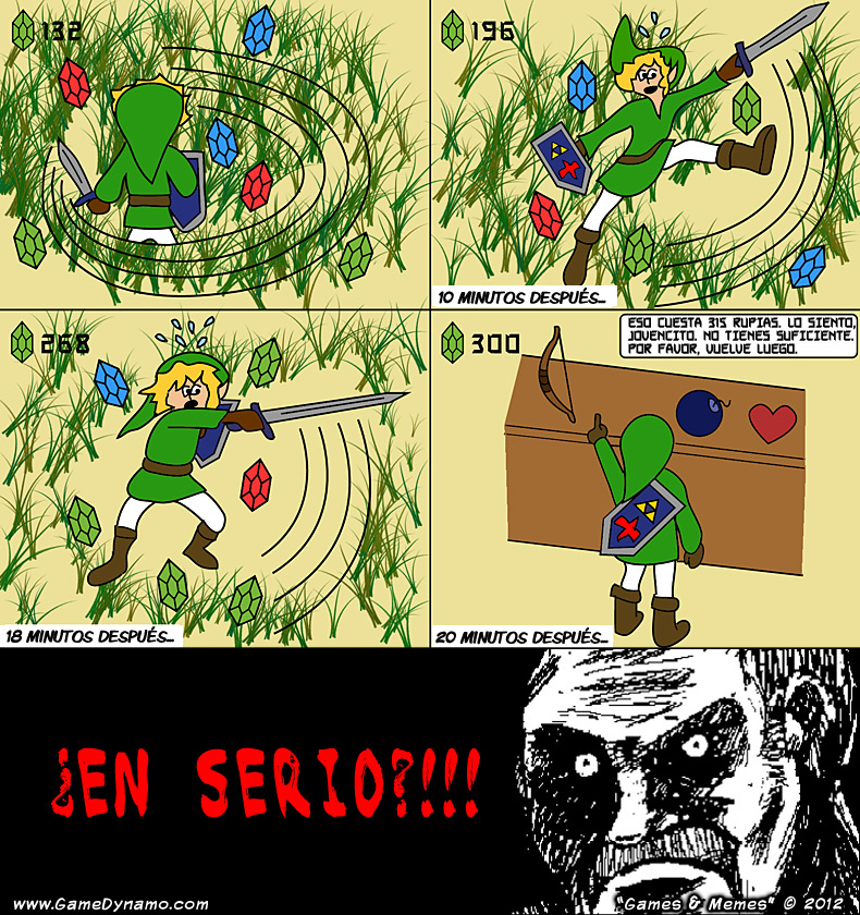 "Núm. 6 – 22 de Marzo de 2012 - ""The Legend of Zelda… Cosechando ..."