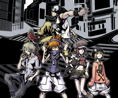 The World Ends With You is set for iOS release this year