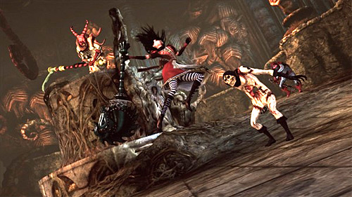 Alice Madness Returns (PC) 2011