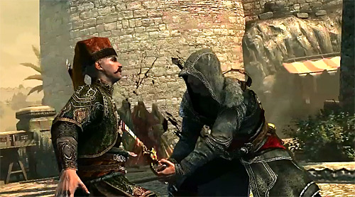 Game News Assassin S Creed Revelations Combat Montage And Hook Blade Trailers Gamedynamo