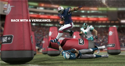 Backbreaker: Vengeance Screenshot (Xbox 360, XBLA)