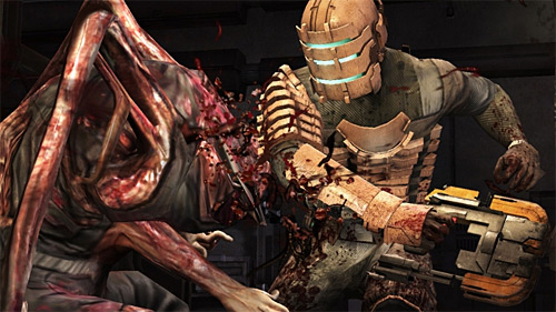 Dead Space 3 details leaked about Tau Volantis (PS3, PC, Xbox 360)