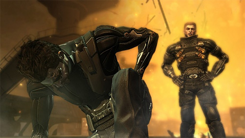 Deus Ex: Human Revolution The Missing Link DLC date (Xbox 360, PC, PS3)