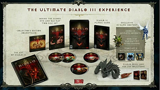 Diablo III Collector's Edition (PC)