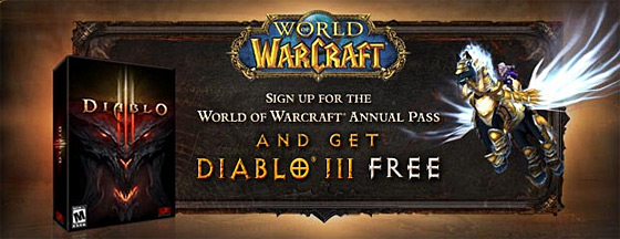 World of Warcraft Annual Pass (PC)