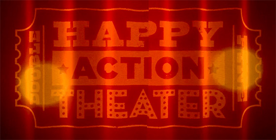 Happy Action Theater by Double Fine announced for Kinect Xbox 360
