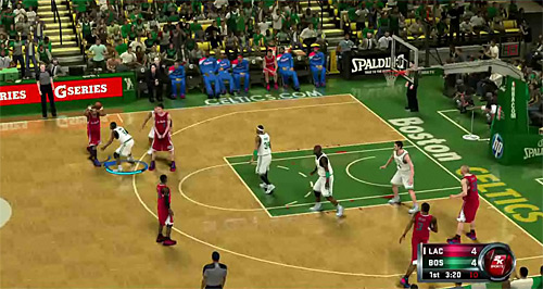 NBA 2K12 demo goes live on PS3 and Xbox 360 and gameplay video trailer released