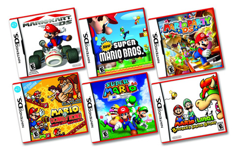 Game News Nintendo Ds Lite Price Cut In U S Coming Soon Mario