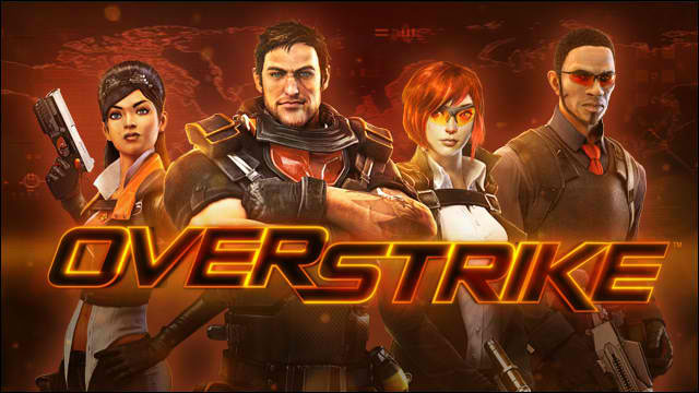 Overstrike announced by Insomniac Games along with EA for Xbox 360 and PS3